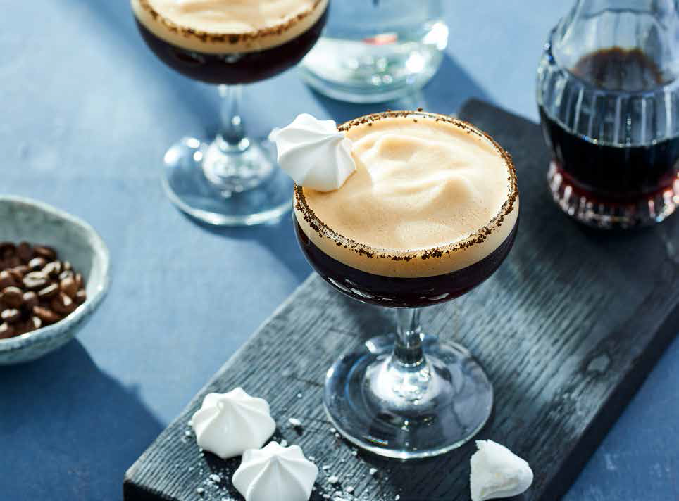 Espresso-Cocktail